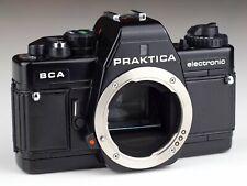 PRAKTICA BCA electronic camera BODY ONLY PB mount fully working