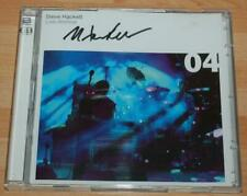 Steve Hackett Live Archive - 04 - Signed 2004 UK Camino Records Double CD