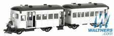 On30 Gauge Bachmann Spectrum 28499 Railbus & Trailer with DCC