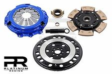 PLATINUM RACING STAGE 3 CLUTCH & FLYWHEEL KIT RSX CIVIC SI K20A3 K20A2 K20Z1 K24