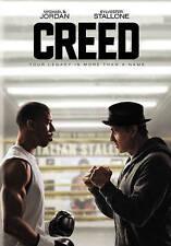 Creed DVD NEW 2016 Michael B. Jordan Sylvester Stallone