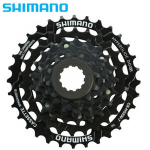 Shimano CS-HG200-7 Speed Mountain Bike Bicycle Cassette 12-32T New