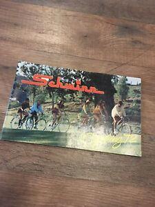"1972 Cycling Catalog~""SCHWINN""~Sting Rays/Accessories~GIRLS~Fresno CA~"