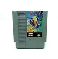 The Simpsons: Bart vs the World (Nintendo Entertainment System) NES Tested