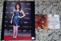 FLASH SUPER SALE! Emma Stone Signed Autographed 8x10 Photo GAI GA GV COA!
