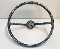 XP FALCON BLACK PEARL STEERING WHEEL WILL SUIT XL XK XM COUPE WAGON HOT ROD