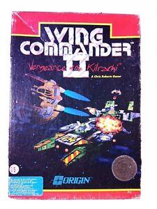 "Wing Commander II 2: Vengeance of the Kilrathi 3.5"" IBM PC Big Box - used"