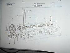 LAMBORGHINI tracteur R1056 - R 1056 : catalogue de pièces