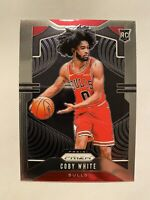 2019-20 Panini Prizm Coby White Rookie Card #253 - ** MINT! WOW!! MUST SEE!!! **