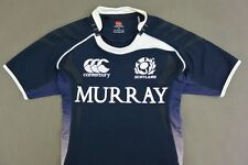 Canterbury SCOTLAND Rugby Union Home Shirt SIZE M (adults)