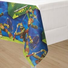 Teenage Mutant Ninja Turtles Paper Table Cover 54 in X 96 in Party Supplies