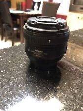 Nikon NIKKOR AF-S 50MM F 1.8G Lens