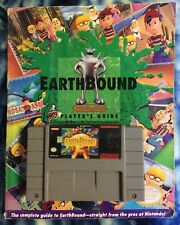 EarthBound (SNES) with players guide