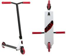 Lucky Crew Complete Pro Kick Stunt Scooter White/Red 2018 NEW