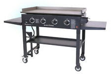 Outdoor Gas Grill Parts Griddle Steel Stovetop Cheap Flat Top Grills Accessories