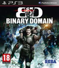 Binary Domain PS3 - totalmente in italiano