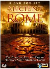 Ancient Rome 8 Disc  Box Set New DVD Region 2