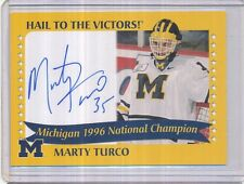 TK LEGACY MICHIGAN AUTO MARTY TURCO 1996A