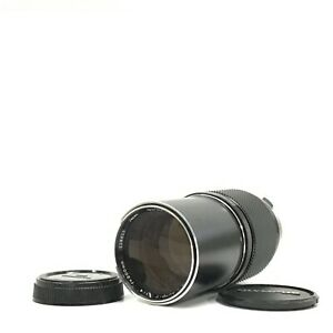 *EXC* Olympus OM-System E.Zuiko Auto-T f/4 200mm Telephoto Lens for OM Mount