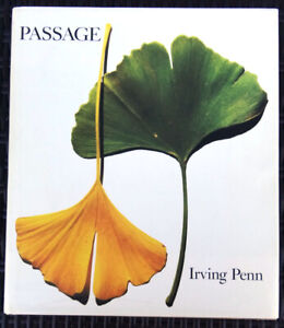 PASSAGE by Irving Penn - 1991 First Edition HC DJ - Very Good Condition