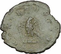Claudius II Gothicus 270AD Ancient Roman Coin Eagle Struck under Aurelian i41021