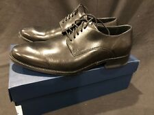 Gently Worn COLE HAAN Williams Black Mens Shoes Sz 9 dress suit work casual
