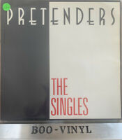 Vinyl Record LP Album: The Pretenders - The Singles  Limited Edition with Poster