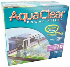 LM Aquaclear 20 Power Filter (100 GPH - 5-20 Gallon Tanks)