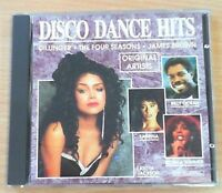 Disco Dance Hits - u.a. Dillinger, The Four Seasons, James Brown (CD), SEHR GUT!