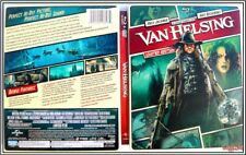 Van Helsing (Blu-ray + DVD, 2013, 2-Disc Set) (Steelbook)