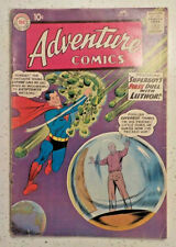 Adventure Comics #271 ! DC 1960 ! SUPERBOY ! AQUAMAN ! NICE PAGES !  hayfamzone