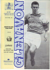 1995/96 Glenavon v Linfield - Irish League - 6th Jan - Vol 14 No 16