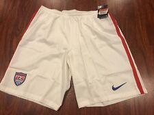 Nike Men's United States Soccer Jersey Shorts Large L US USA USMNT