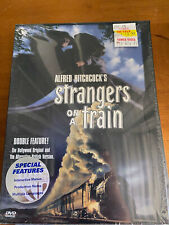 Strangers on a Train (Dvd, 1997) Alfred Hitchcock Tower Records