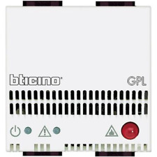 BTICINO LIGHT RIVELATORE DI GAS GPL 12VAC/DC N4512/12