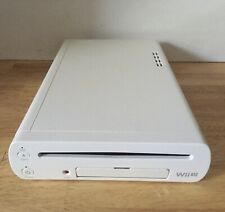 Nintendo Wii U White 32GB NTSC-J Japanese Console Only TESTED AND WORKS