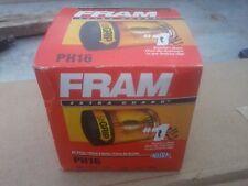 Engine Oil Filter-Spin-on Full Flow FRAM PH16