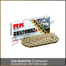 K520MXZ12002 RK CATENA RK 520MXZ4 ORO 120MAGLIE CL Catena non Sigillata. Coloraz