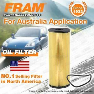 Fram Oil Filter for Ssangyong Musso 601 602 Stavic RODIUS A100 XDi Refer R2596P