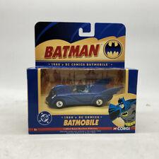 1/43 CORGI Batman BATMOBILE 1960's DC COMICS Diecast CAR MODEL