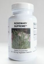 Rosemary Supreme (Supreme Nutrition) Helps Inflammation, Brain, Excess Estrogen