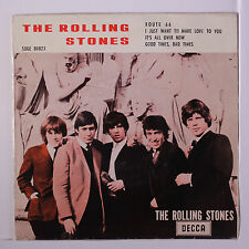 ROLLING STONES: Route 66 / I Just Want To Make Love To You / It's All Over Now