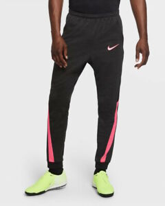 Nike Pantaloni tuta Pants 2020 21 Nero Rosa Uomo Dri-FIT Academy Swoosh
