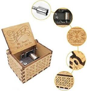 Music Box for Wife Gift - Romantic Anniversary Valentine Birthday Gifts to Gi...