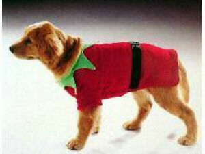 Casual Canine ELF  Dog Pet Christmas, Holiday, Halloween Costume, S, M, L