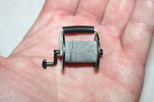 Vintage GI Joe Black Wire Roll - Hasbro Stamped