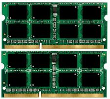 16GB 2x8GB DDR3 1333 MHz PC3-10600 Sodimm Laptop RAM Memory MacBook Pro Apple