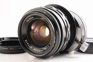【MINT】NIKON PC Nikkor 35mm F2.8 Perspective Control Shift Lens 52mm PL Filter JP