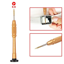 Y 0.6mm Tri-point Screwdriver Tool For iPhone 7 & 7 Plus Watch Magnetic Tip
