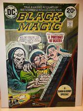 JACK ADLER HAND COLORED ART BLACK MAGIC 2 ADLER PEDIGREE COA KIRBY & SIMON